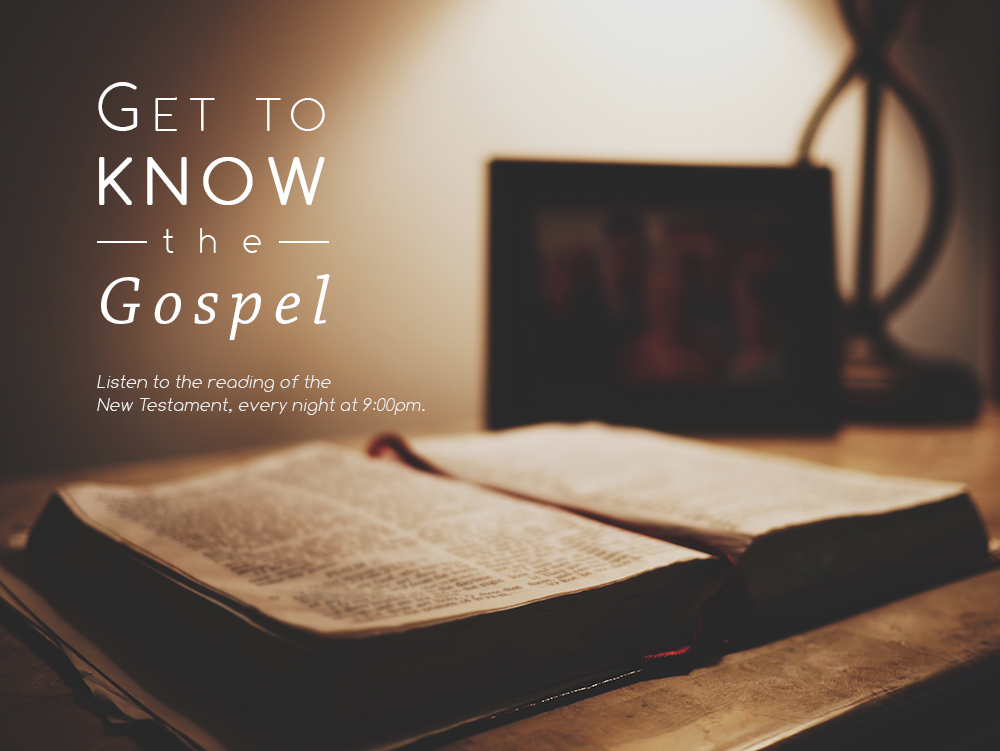 Get to know the Gospel