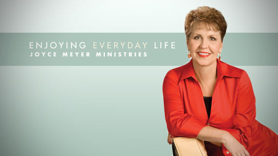 Enjoy Everyday Life with Joyce Meyer